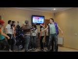 Съемки клипа Новогодние Игрушки